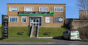 Chameleon Head Office Agency